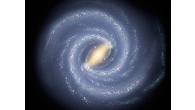 Milky Way Forged by Galaxy 'Mega-Merger' 10 Billion Years Ago: Study