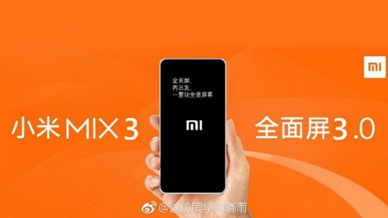 mimix3 weibo main1 Mi Mix 3