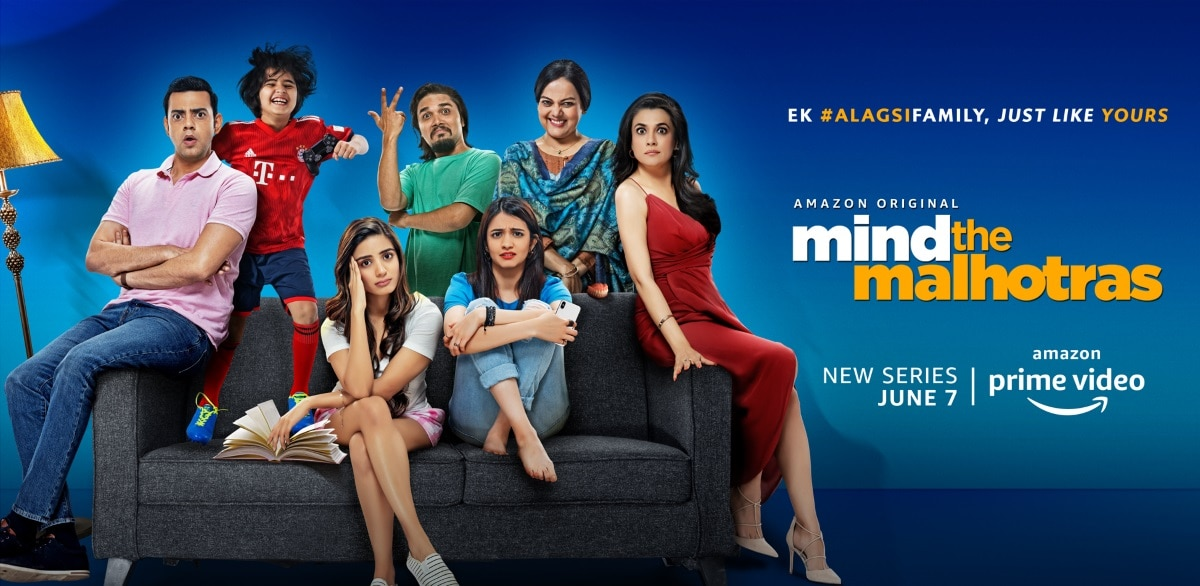 mind the malhotras amazon india first look Mind the Malhotras Amazon