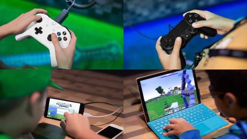 Minecraft Cross-Platform Play Announced | Technology News