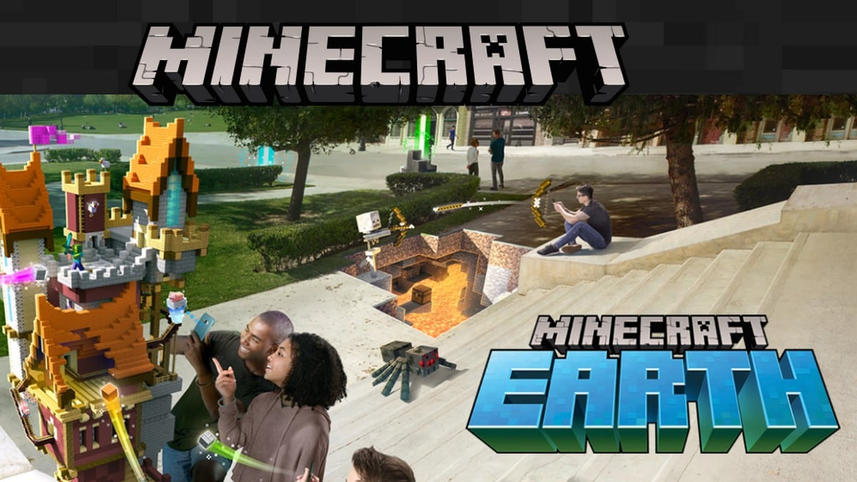 Minecraft Earth AR Game Announced for Android, iOS; Registrations Now Live for Closed Beta Testing