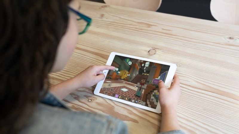 Microsoft's Minecraft: Education Edition Coming to iPads