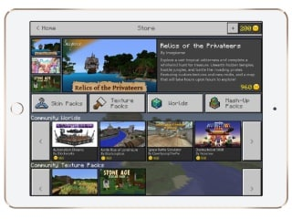Minecraft Marketplace to Feature User-Made Content, Will Arrive With 'Discovery Update'