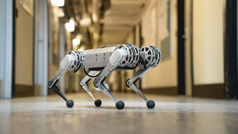 MIT's Latest Dog-Like Robot Can Do Backflips on Command