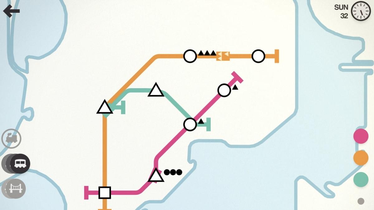 mini metro ipad Mini Metro