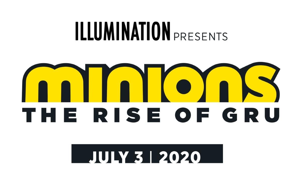 minions the rise of gru Minions The Rise of Gru logo
