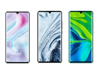 Mi Note 10 vs Mi Note 10 Pro vs Mi CC9 Pro: Price, Specifications Compared