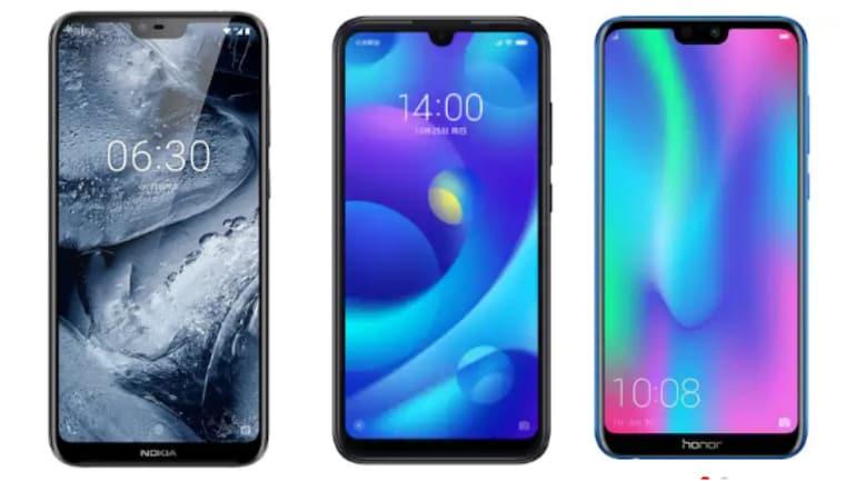 Xiaomi Mi Play, Nokia 6.1 Plus और Honor 9N में कौन बेहतर?