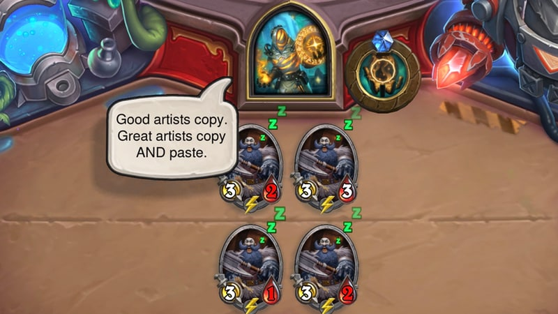 Hearthstone's Puzzle Lab Is a Great Reason to Play