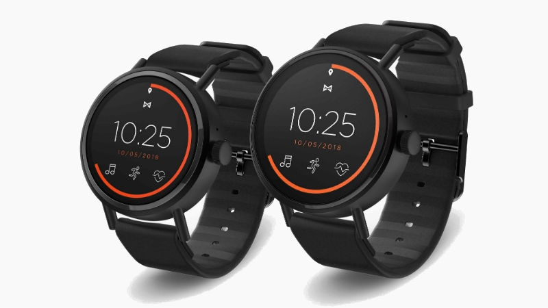Misfit Vapor 2 Smartwatch With Built-in GPS, NFC Support