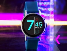 Misfit Vapor X Wear OS Smartwatch With AMOLED Display, Snapdragon 3100 Launched