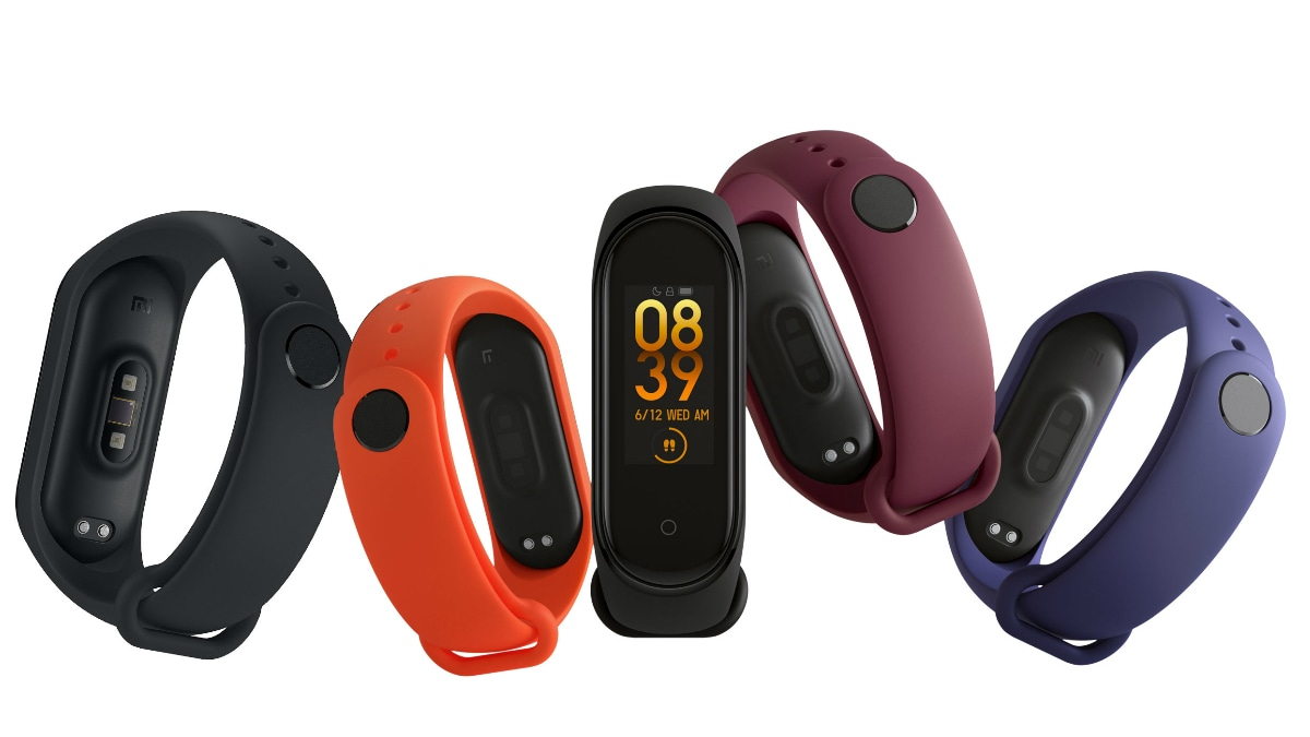 Mi Band 4 to Go on Sale in India for the First Time Today: Price, Features