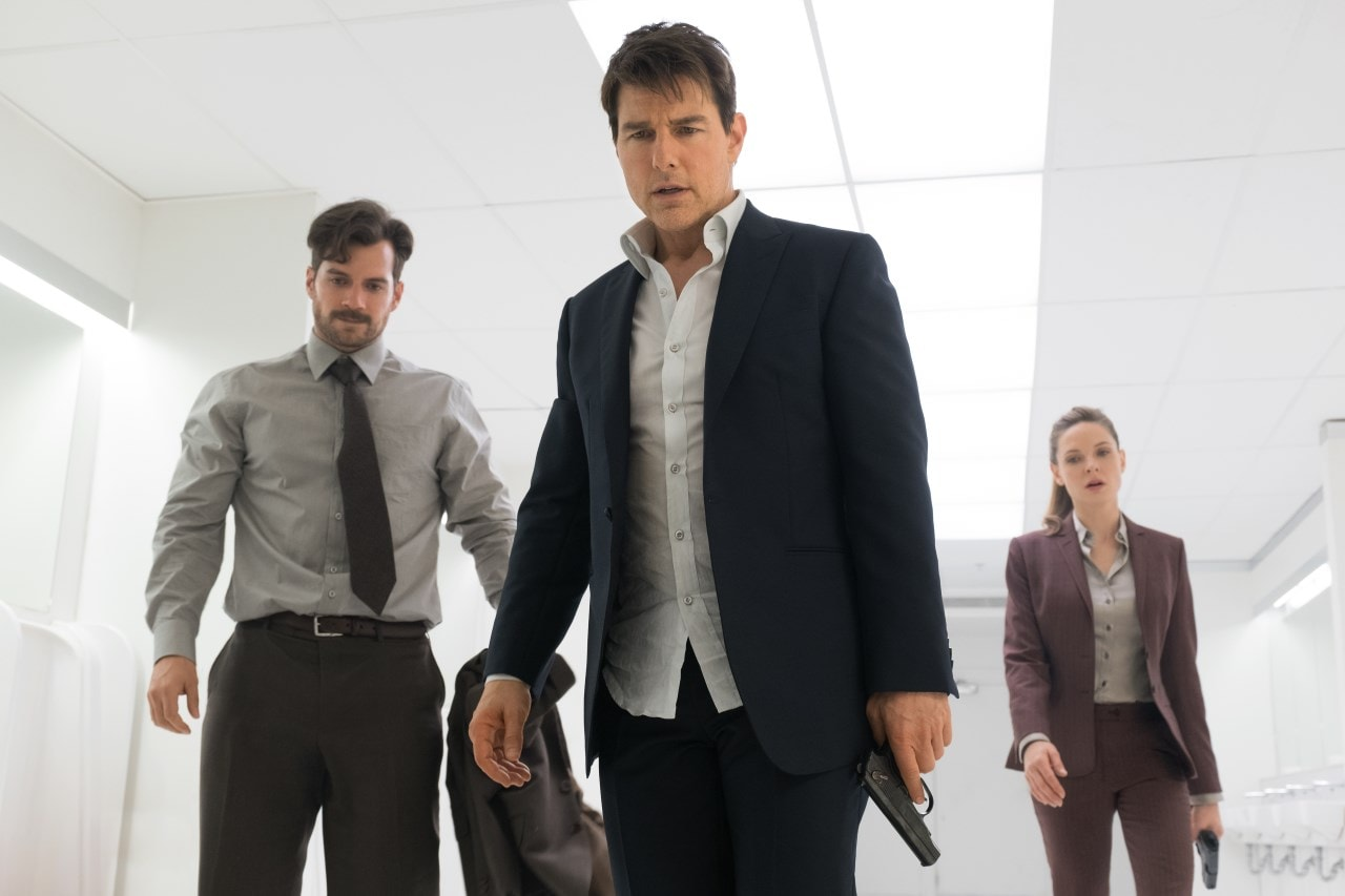 Mission: Impossible – Fallout: Tom Cruise Runs the Best Action Film of the Year