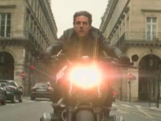 Mission: Impossible – Fallout Trailer Shows Tom Cruise Is Crazier Than Ever