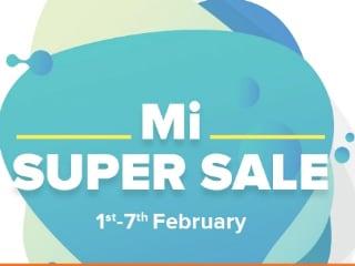 Mi Super Sale 2020: Redmi Note 7 Pro, Redmi K20 Series Listed With Price Cuts