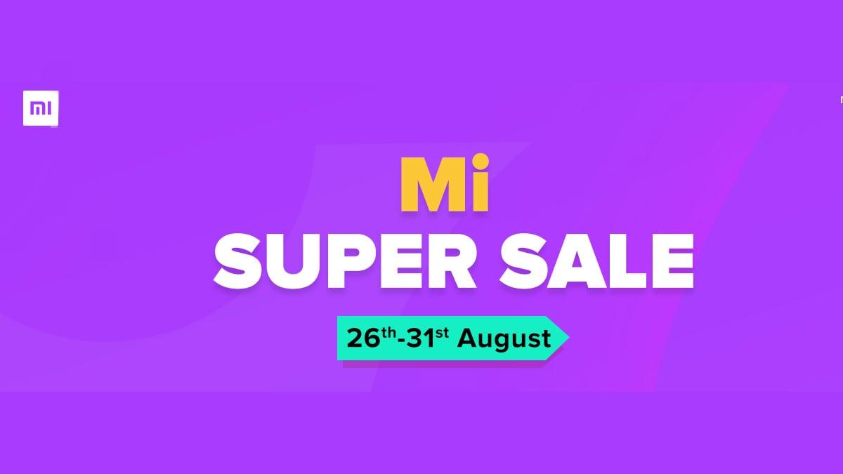 Mi Super Sale: বিভিন্ন স্মার্টফোনে অবিশ্বাস্য অফার নিয়ে এল Xiaomi