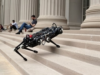 MIT's Cheetah 3 Robot Can Climb, Run, and Jump Without Vision