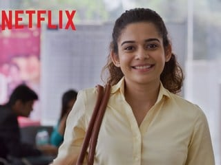 Chopsticks Teaser Trailer — Netflix Introduces Mithila Palkar's Character in First Look
