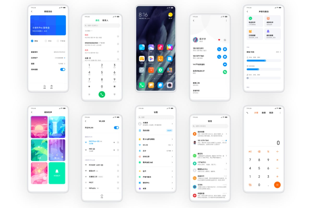 MIUI 11 Debuts With New Features, Rollout Schedule for Various Xiaomi Phones Announced