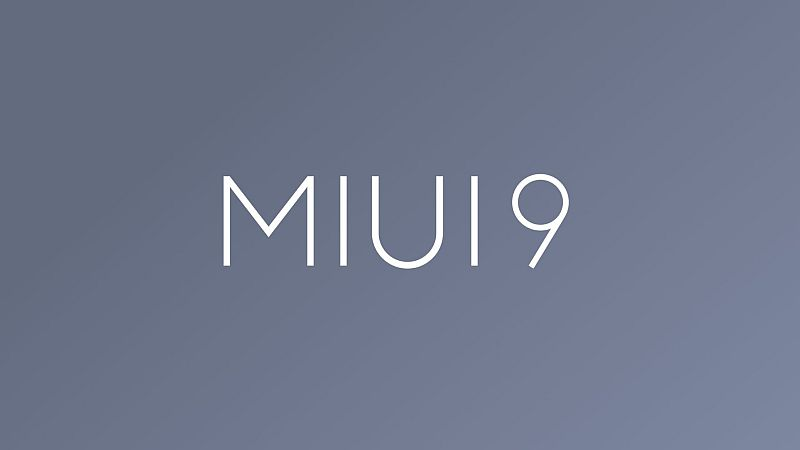 Xiaomi Announces MIUI 9 Global ROM Rollout in India
