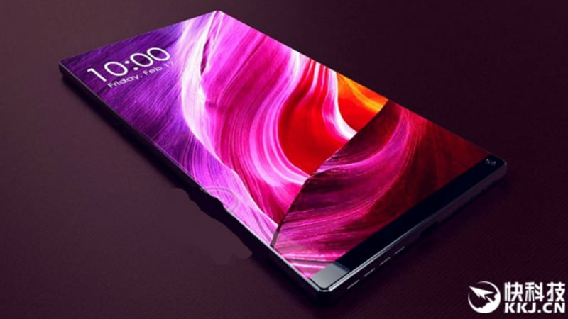 Xiaomi's Mi Mix 2 may have even smaller bezels
