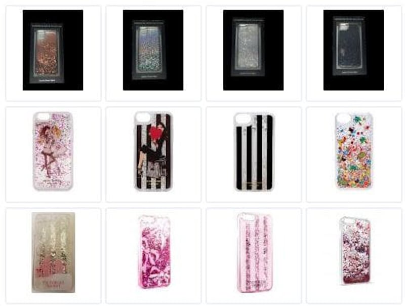 iPhone Glitter Cases Recalled After Causing Chemical Burns