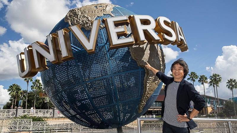 Nintendo Is on Its Way to Universal Theme Parks in the US