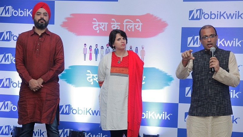 MobiKwik Lite Wallet App Launched for 2G Internet Connections