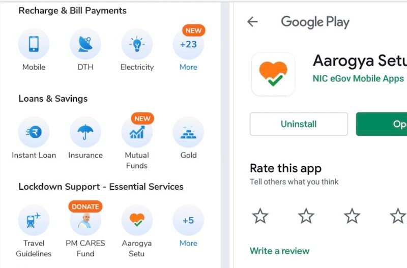 MobiKwik Removed From Google Play for Aarogya Setu Link in App: CEO