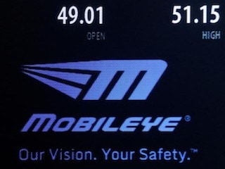 Intel Bets on Selling Mobileye Data, With Maps a First Test