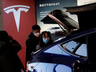 Tesla Launches Cheaper Model Y in China Amid Increased Scrutiny From Regulators