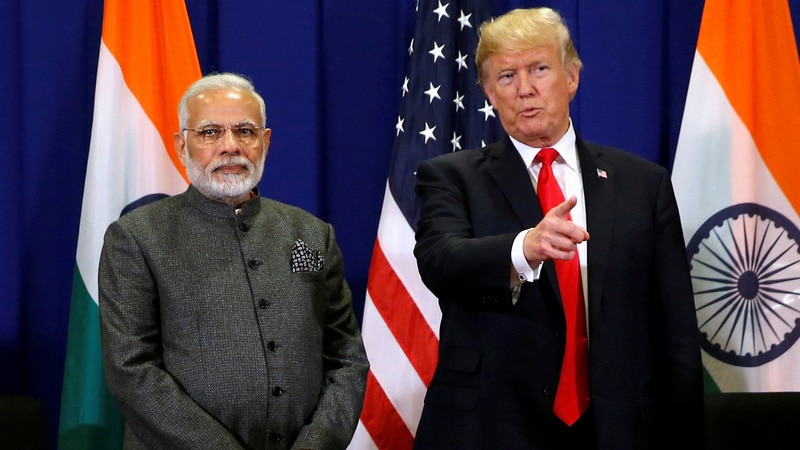 US Said to Mull Withdrawal of Zero Tariffs for India After New E-Commerce Rules