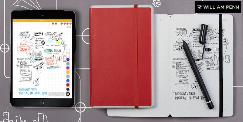 Meet The Moleskine Smart Writing Set That Costs Over Rs 20 000 Ndtv Gadgets 360