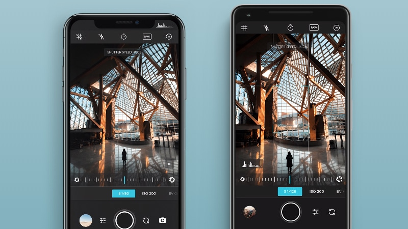 Moment - Pro Camera App With DSLR-Like Manual Controls, RAW