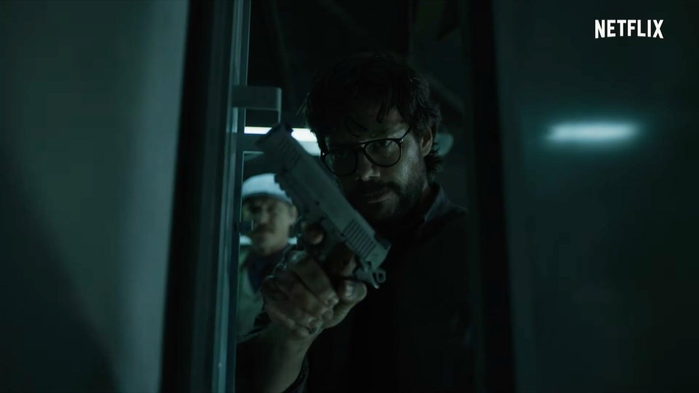 Watch the Money Heist Season 5 'Volume 2' Teaser Trailer