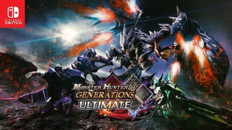 Monster Hunter Generations Ultimate Nintendo Switch Release Date Revealed