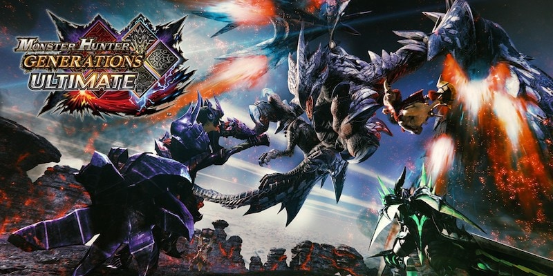 Monster Hunter Generations Ultimate for Nintendo Switch Isn't Like Monster Hunter World and That's Okay