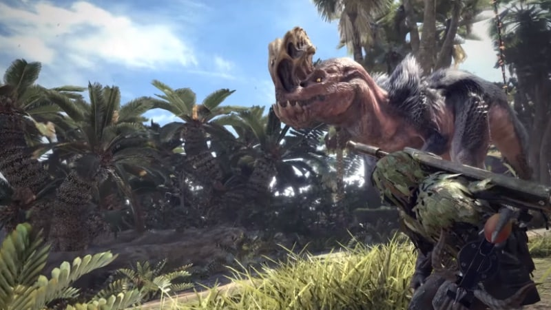 monster hunter world anjanath monster_hunter_world
