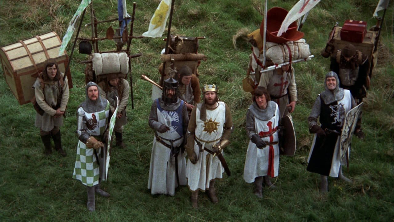 monty python holy grail Monty Python and the Holy Grail