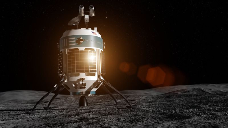 Moon Express Set to Launch Robotic Lunar Spacecraft by Year-End