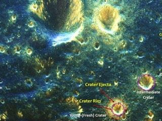 Chandrayaan-2: চন্দ্র পৃষ্ঠ এখন আরও উজ্জ্বল, ইসরো প্রকাশ করল নতুন তথ্য