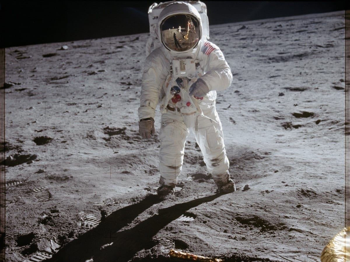 Apollo 11 Turns 50: How Did NASA Put Men on the Moon? One Harrowing Step at a Time