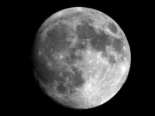 Moon May Be 85 Million Years Younger Than Previously Believed