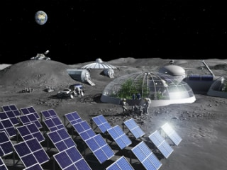 Oxygen on the Moon? ESA Prototypes Plant That Extracts Oxygen From Lunar Soil