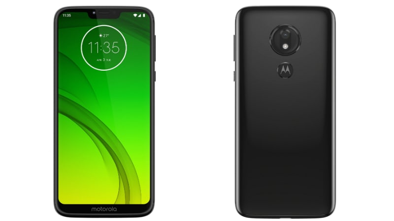 Moto G7 Power Price in India Reported Ahead of Formal Launch