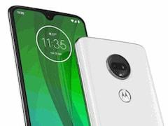 Compare Motorola Moto G7 Vs Moto G6 Price Specs Ratings