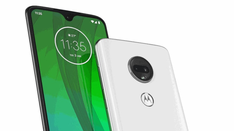 Moto G7 Family's Full Specifications Accidentally Published on Motorola Website