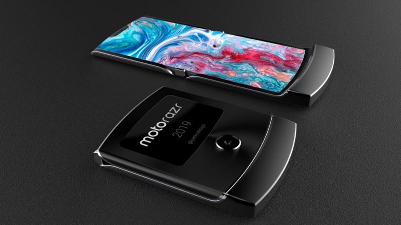 Motorola Razr 2019 Concept Renders Reveal How the Upcoming Phone May Look