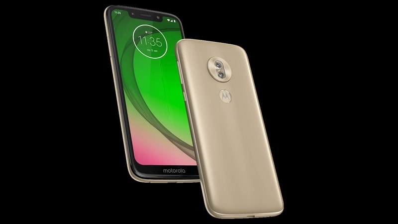 Moto G7 Play Allegedly Sighted on Geekbench with Snapdragon 625 SoC Ahead of Launch