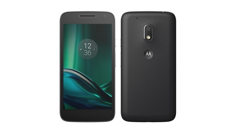 Moto G4 Play Set to Launch in India Today